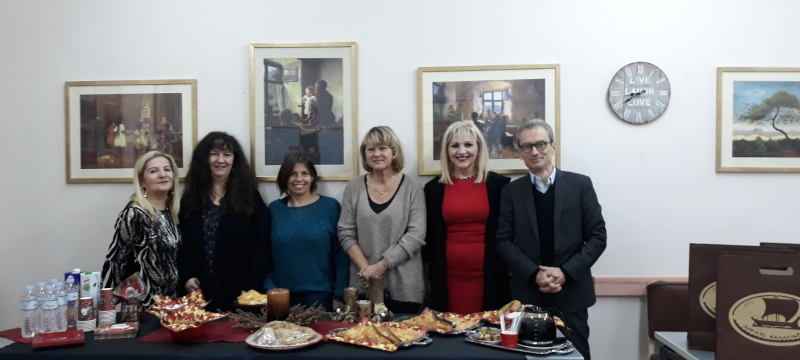Visit of the delegation of high rank French education executives from Region of Provence-Alpes -Cote d'Azur